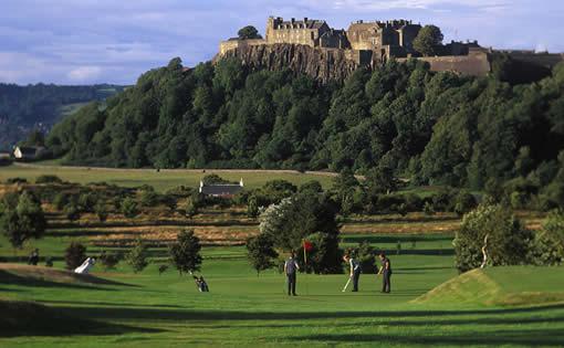 Escocia, escenario de batallas