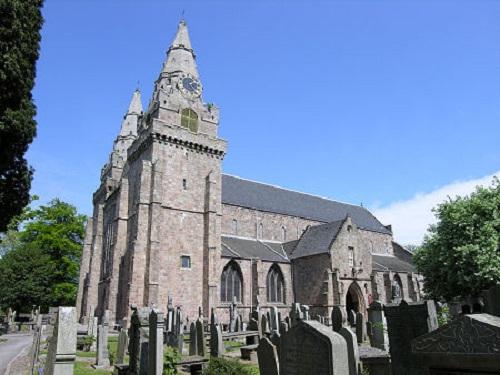 Catedral de San Machar en Aberdeen
