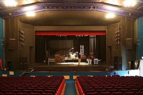 El Teatro Whitehall en Dundee