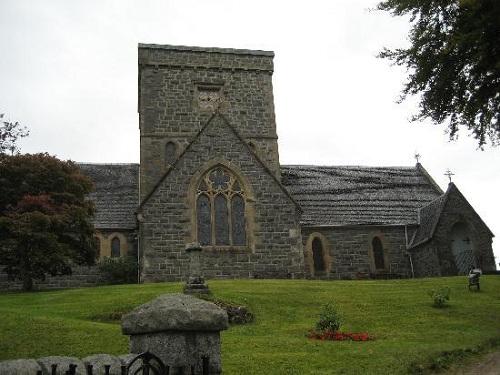 Iglesia de Escocia o The Kirk