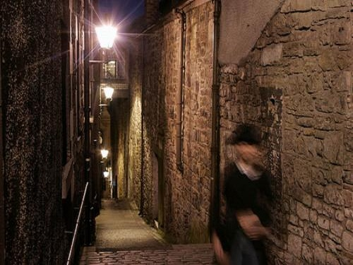Ruta entre fantasmas por Escocia