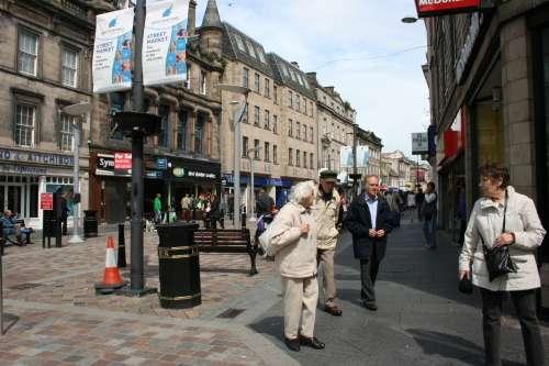 Inverness, una ciudad para las compras