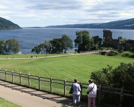 Visitar las Tierras Altas Occidentales en Escocia
