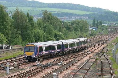 Descuentos para recorrer Escocia en tren