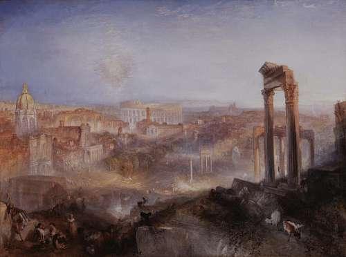 Turner en la National Gallery