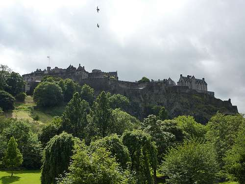 Ocho dias en Escocia